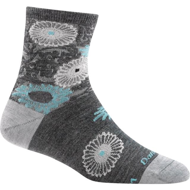 Womens Darn Tough Mosaic Knee High Light Culshion Sock