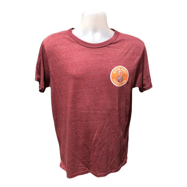 River Rock Outfitter Collection - Compass T-Shirt
