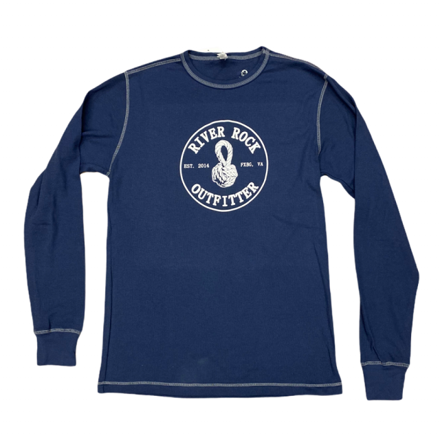 River Rock Outfitter Collection - Long Sleeve Thermal Shirt