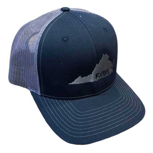 River Rock Outfitter Collection - FXBG Trucker Hat