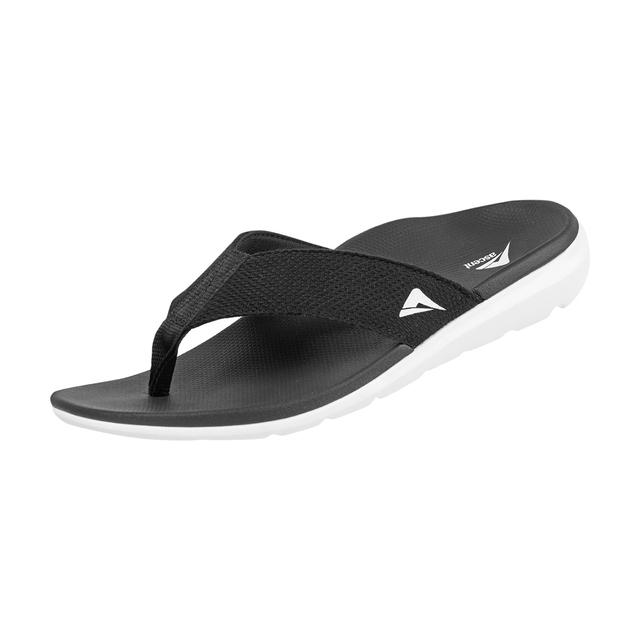 Ascent Footwear - Men's Groove Sport Black/White