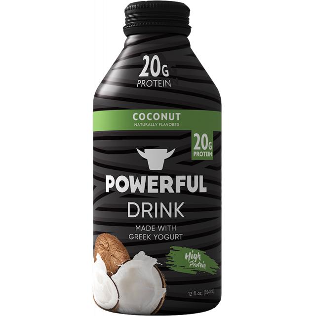 Powerful Foods - Powerful Coconut Drink