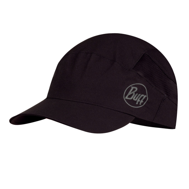Pack Trek Cap Black
