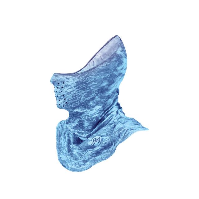 UVX Mask Pelagic Camo Blue