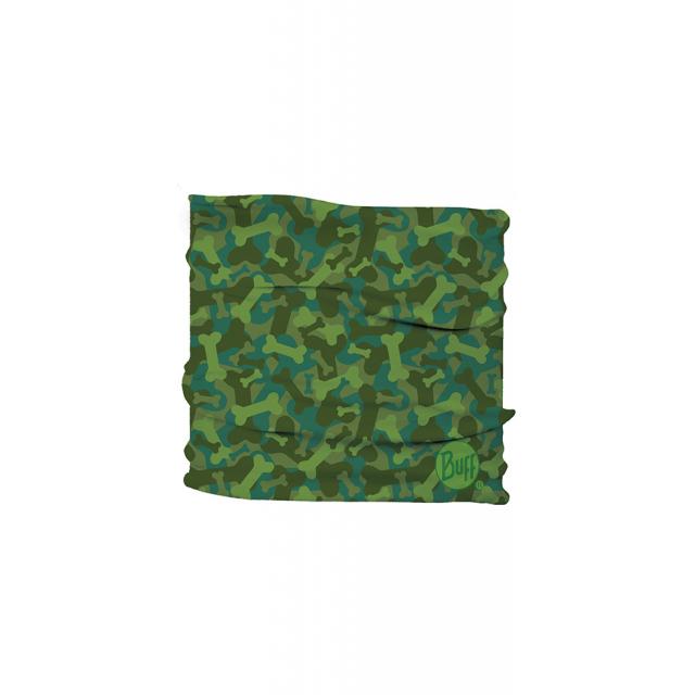 Buff - Dog Insect Shield Neckwear Bone Camo Green S/M