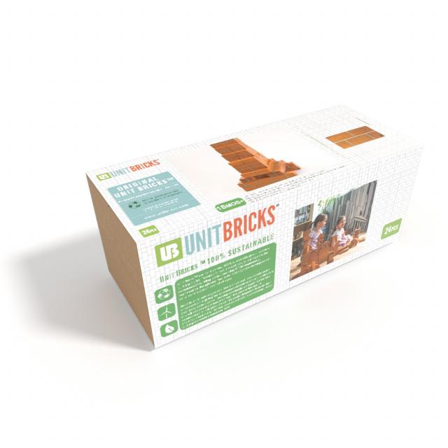 Unit Bricks - Unit Bricks 24pc Set