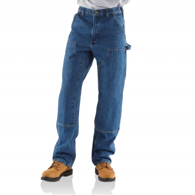 Carhartt - M Loose Fit Dbl Front Washed Logger in Lafayette CO