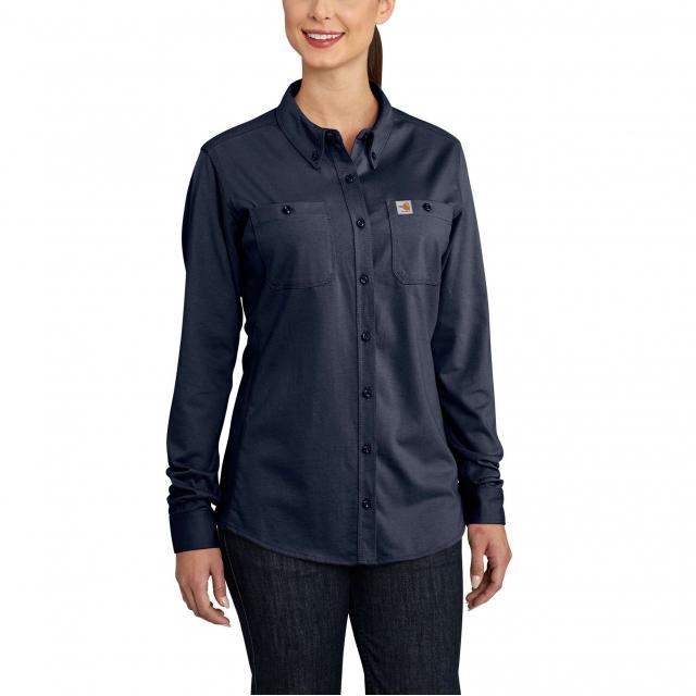 Carhartt - Women's FR Force Cotton Hybrid Shirt in Lafayette CO