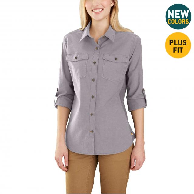 Carhartt - Women's Rugged Flex Bozeman Shirt