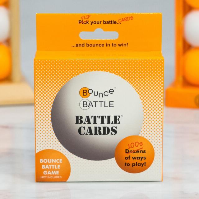 Battle Games - Battle Cards