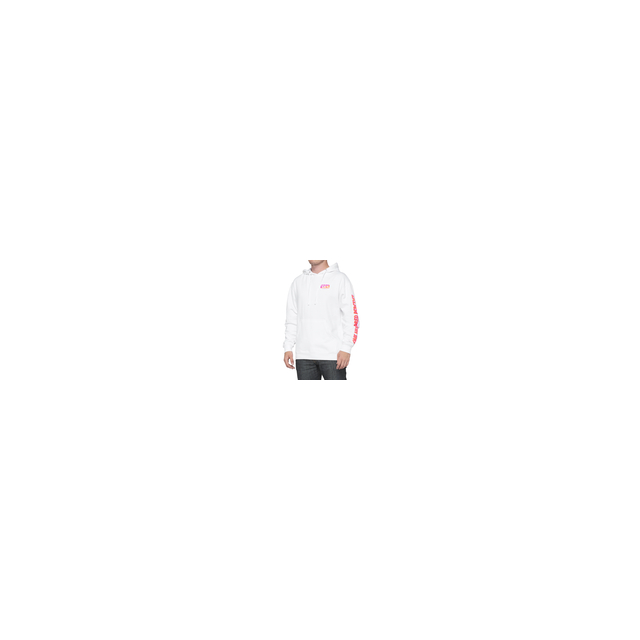 100percent Brand - Le Retro Hooded Pullover Sweatshirt