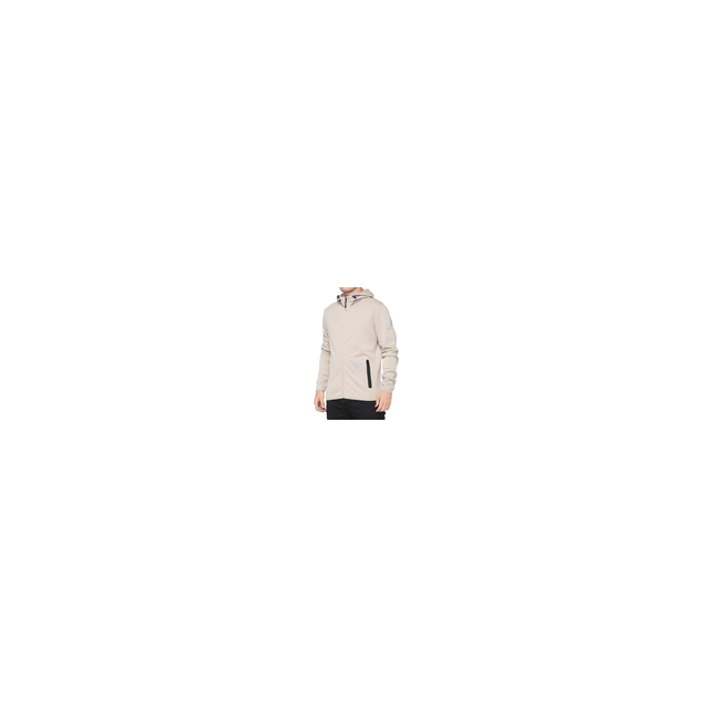 100percent Brand - Viceroy Hooded Zip Tech Fleece