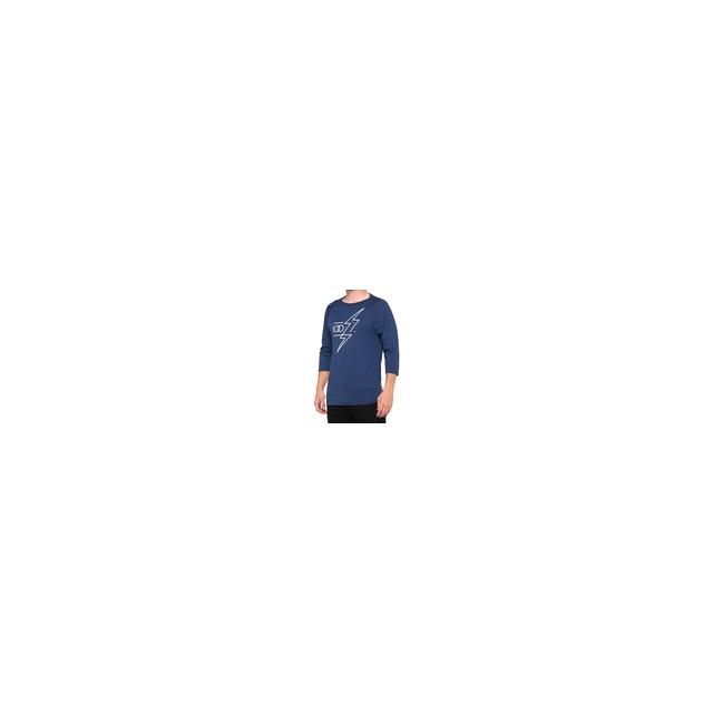 100percent Brand - Helgi 3/4 Sleeve Tech T-Shirt