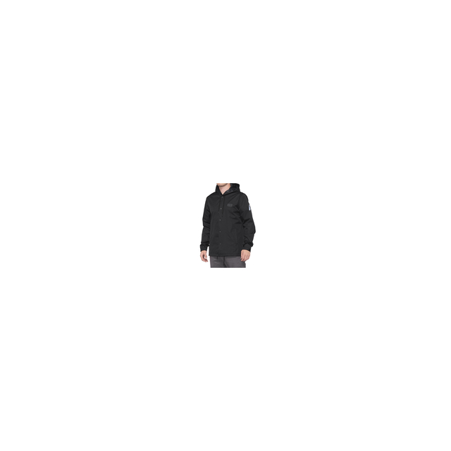 100percent Brand - Apache Hooded Snap Jacket
