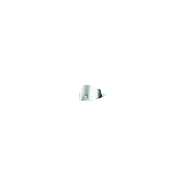 100percent Brand - Rc1/Ac1/St1 Replacement Lens Anti-Fog Silver Mirror