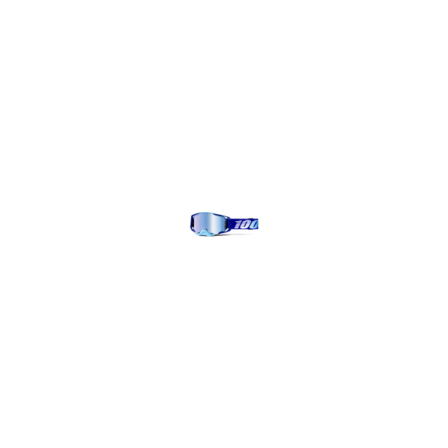 100percent Brand - Armega Goggle Royal Blue Mirror Lens