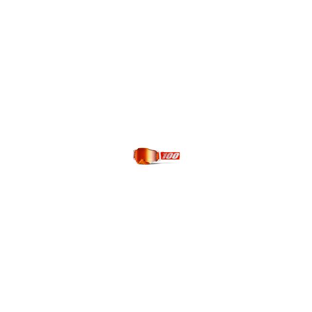 100percent Brand - Armega Goggle Regal - Mirror Red Lens