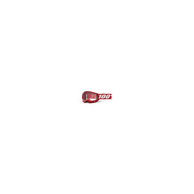100percent Brand - Accuri 2 Otg Goggle Red - Clear Lens