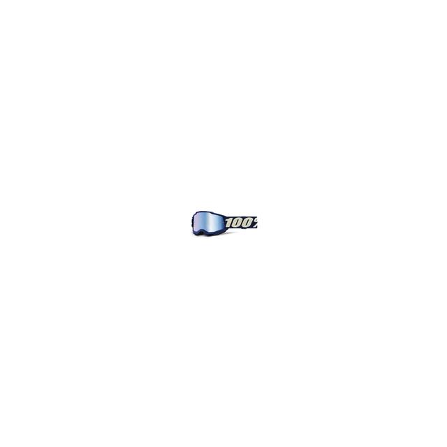 100percent Brand - Accuri 2 Youth Goggle Deepmarine - Mirror Blue Lens