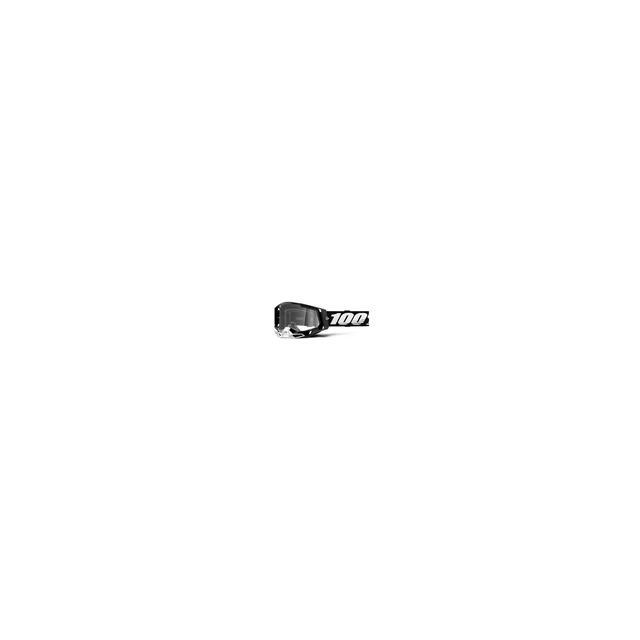 100percent Brand - Racecraft 2 Goggle Black - Clear Lens