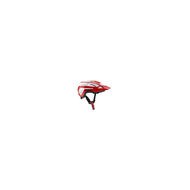 100percent Brand - AltecHelmet Red S/M - Cpsc/Ce Certified