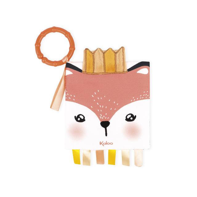 Kaloo - Activity Book - The Angry Fox