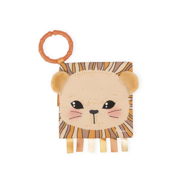 Kaloo - Activity Book - The Curious Lion