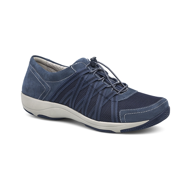 Dansko - Honor Blue Suede in St Joseph MO