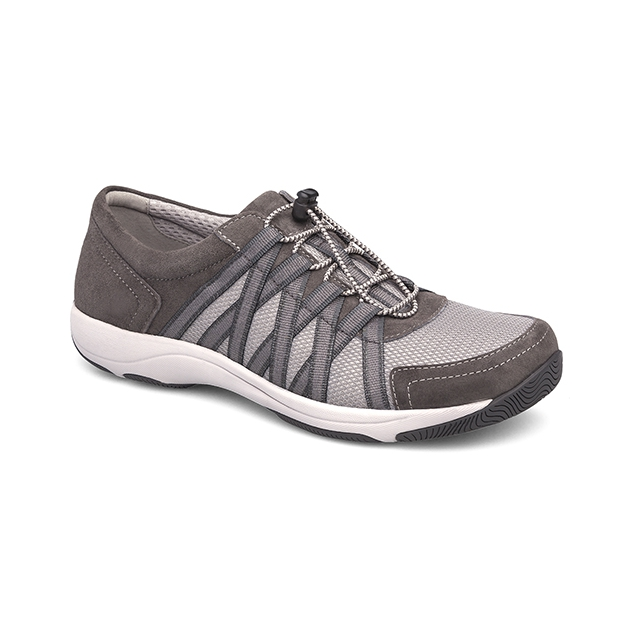 Dansko - Honor Charcoal Suede