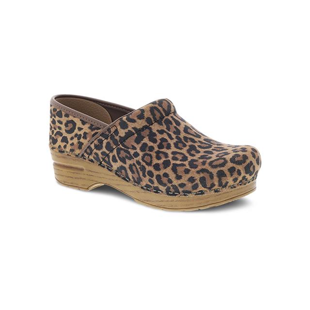 Dansko - Professional Leopard Suede in St Joseph MO