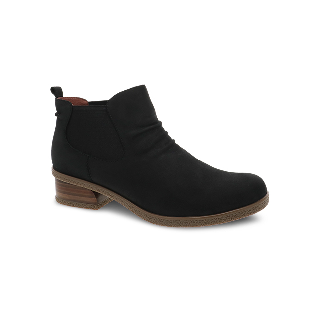 Dansko - Bea Black Waterproof Nubuck in St Joseph MO