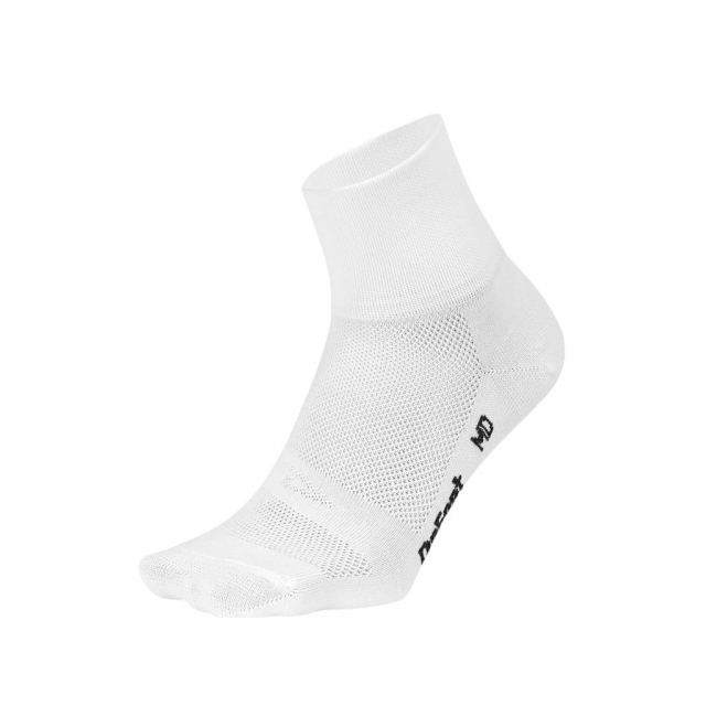 """DeFeet - Aireator 3"""" White Top"""