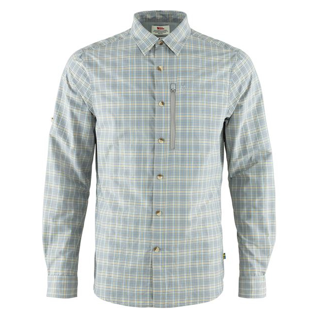 Fjallraven - Abisko Hike Shirt LS M in Sioux Falls SD
