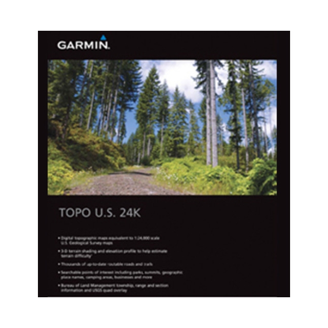 Garmin - microSD/SD card: TOPO US 24K Southwest in Alamosa CO