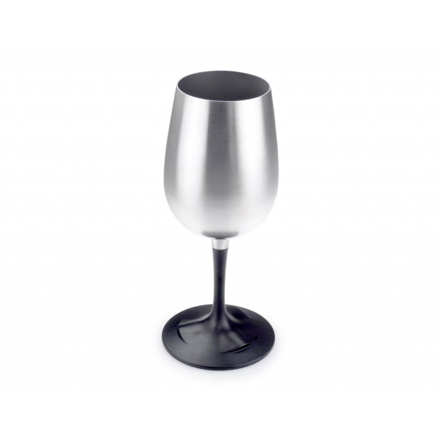 GSI Outdoors - Glacier Stainless Nesting Wine Glass in Alamosa CO