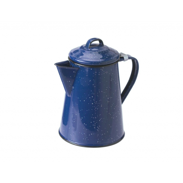GSI Outdoors - 6 Cup Coffee Pot- Blue in Alamosa CO