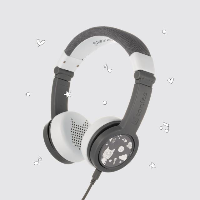 Tonies - Headphones - Grey