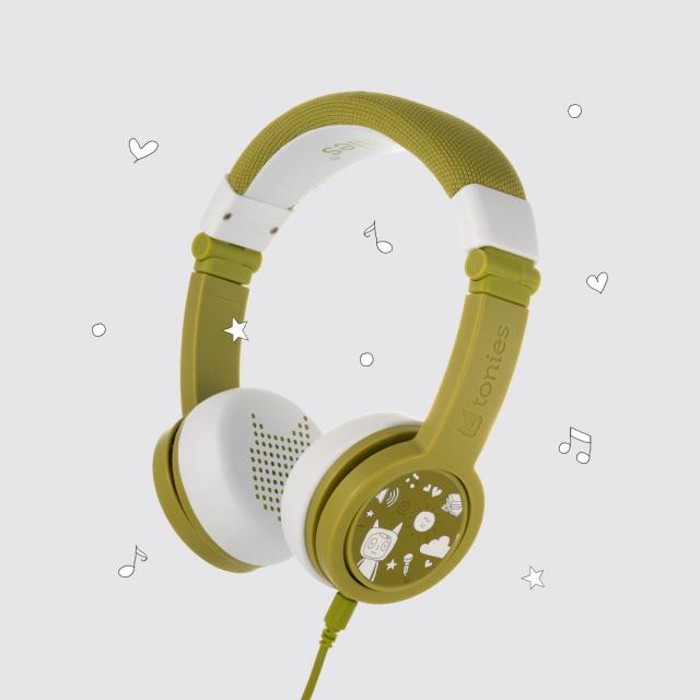 Tonies - Headphones - Green