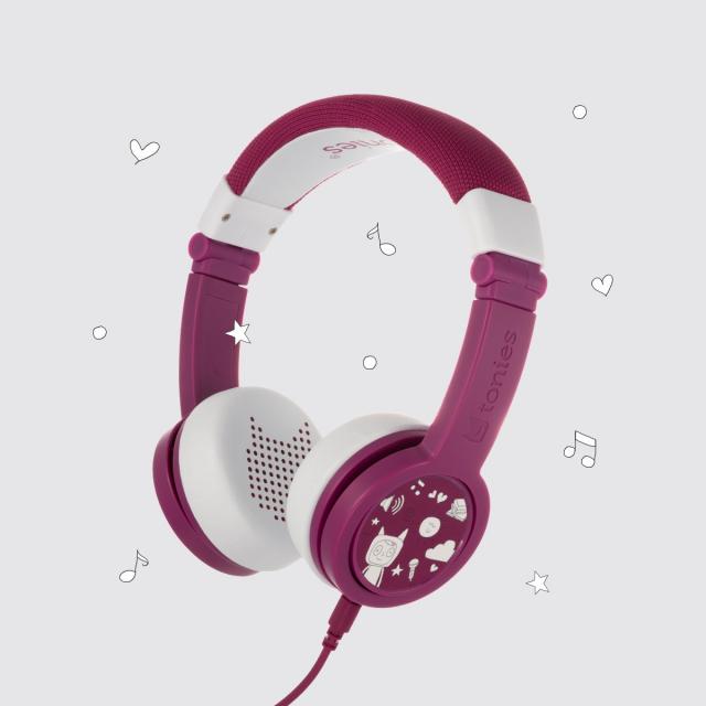 Tonies - Headphones - Purple