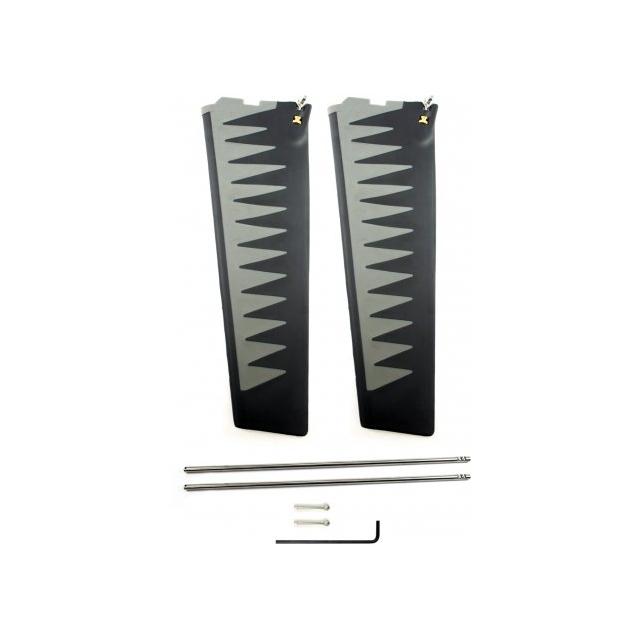Hobie - St-Turbo Fin Kit V2/Gt - Blu/B