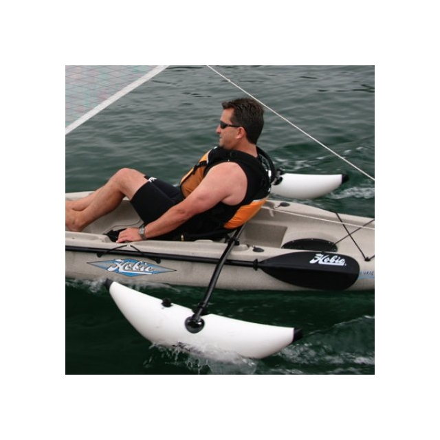 Hobie - Sidekick Ama Kit - Lt Gray