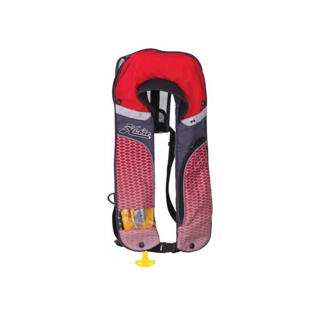 Hobie - Pfd Inflatable Red/Gray