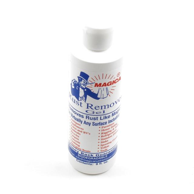 Hobie - Magica Rust Remover Gel 8 Oz B