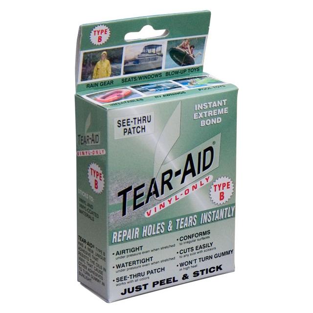 Hobie - Tear-Aid / Type B (Vinyl)