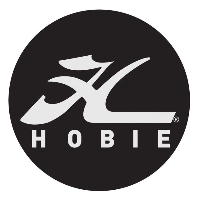 Hobie - Decal,  Dome, Gold 2.75""