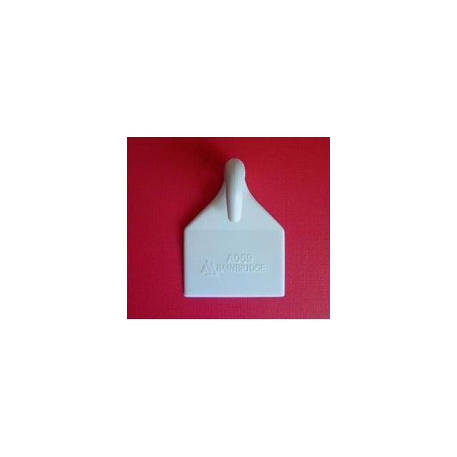 Hobie - Hook Wht Nylon Sew-On