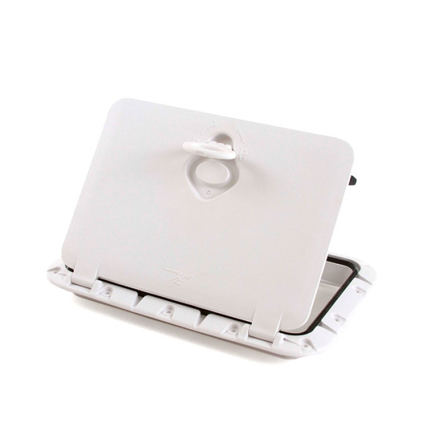 Hobie - Rectangular Hatch Assy White