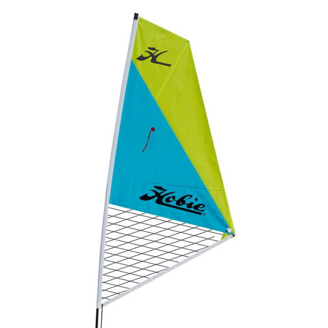 Sail Kit Kayak Aqua/Chartreuse