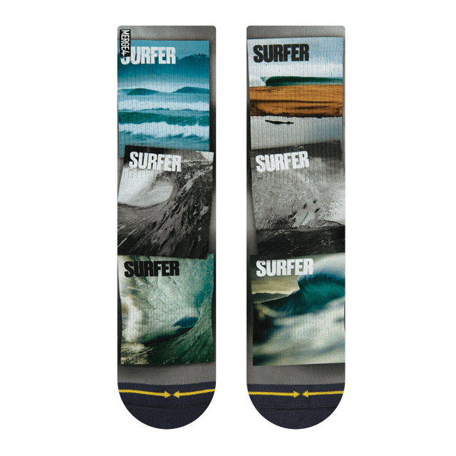 Merge4 - Surfer Magazine