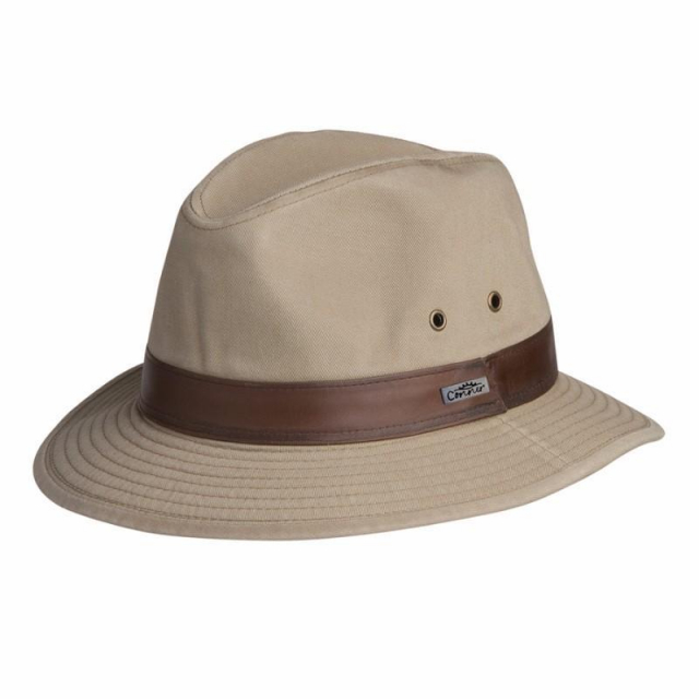 Conner Hats - Larimer Mens Cotton Safari Hat